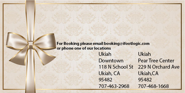 Foot Logic Gift Certificate